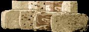 Халва фасованная по 500 г. в упаковке флоупак